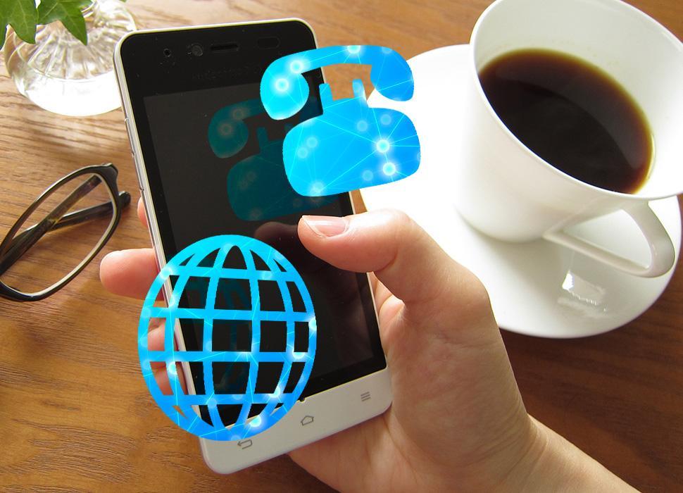 スマホも電話機とインターネットをつなげているのでIoTである